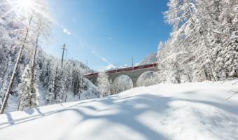 Rhaetische Bahn: Bernina Express - Albulalinie